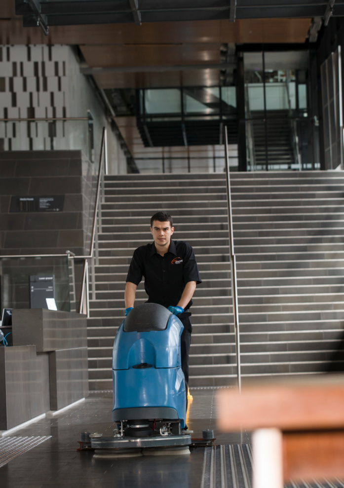 commercial office cleaners melbourne